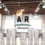 ar workshop alexandria wine and painting diy studio