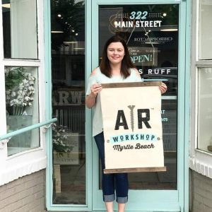 ar workshop myrtle beach diy wood signs