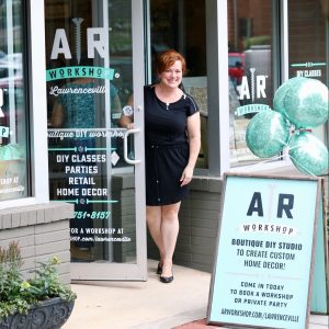 AR Workshop Lawrenceville Tiffany