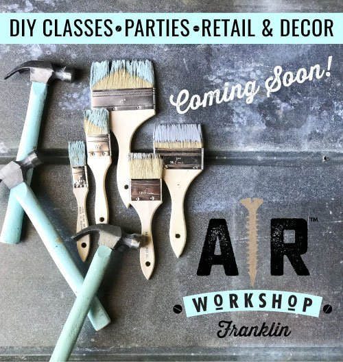 diy custom wood sign class franklin tn