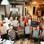 wood sign class ar workshop