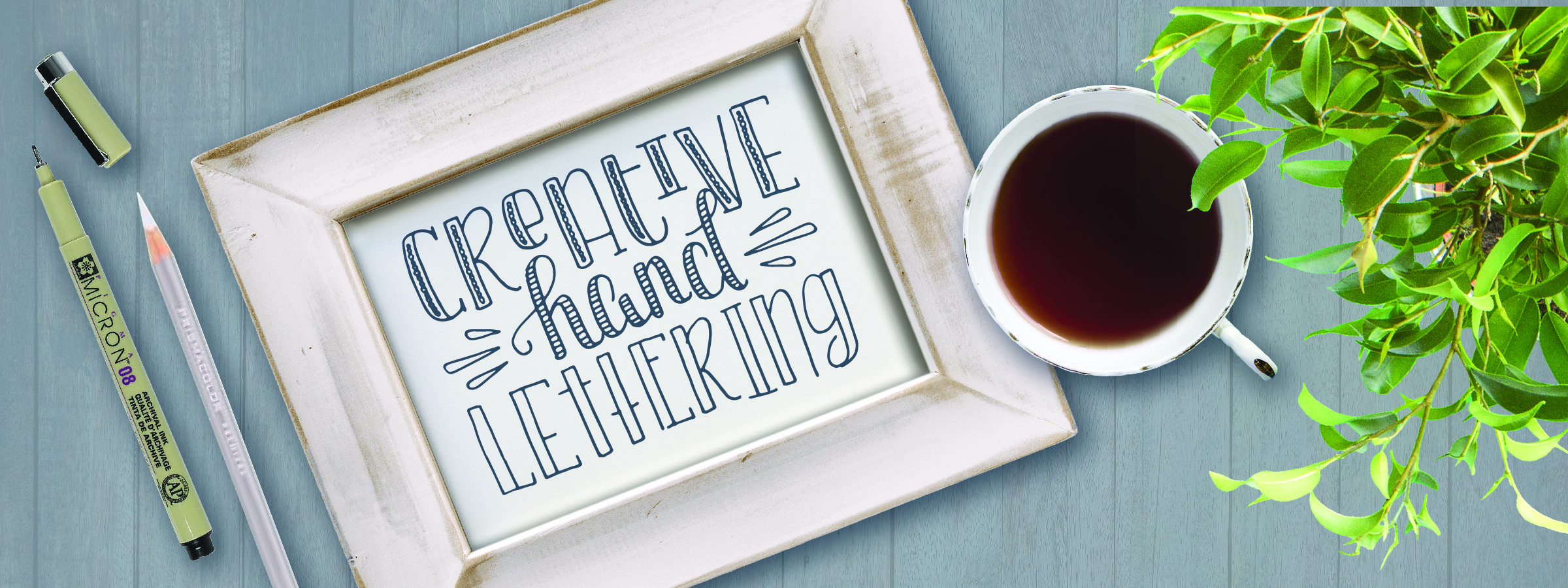 creative hand lettering at ar workshop pineville