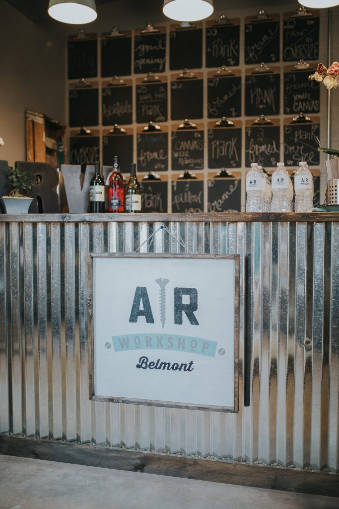 AR Workshop Belmont