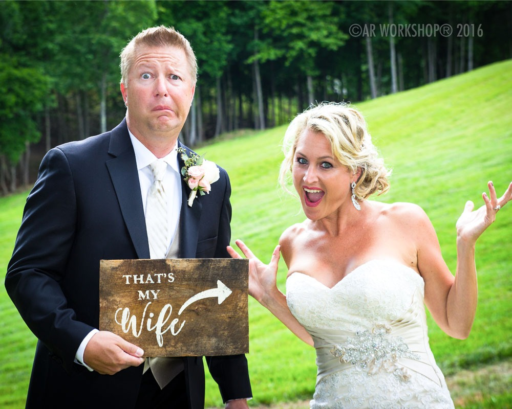 that's my wife plank sign 12x16