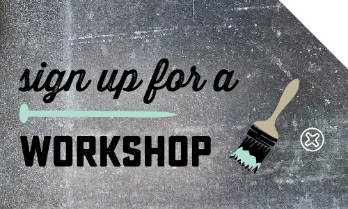 sign up for a diy wood sign workshop