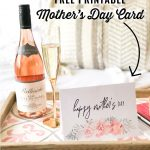 Mothers day free printable card