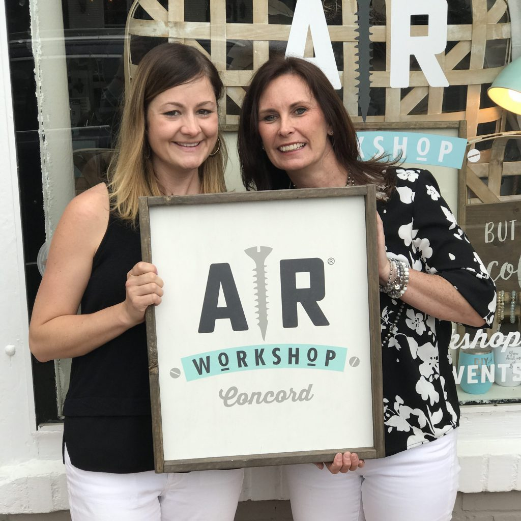 ar workshop concord nc beth ryann