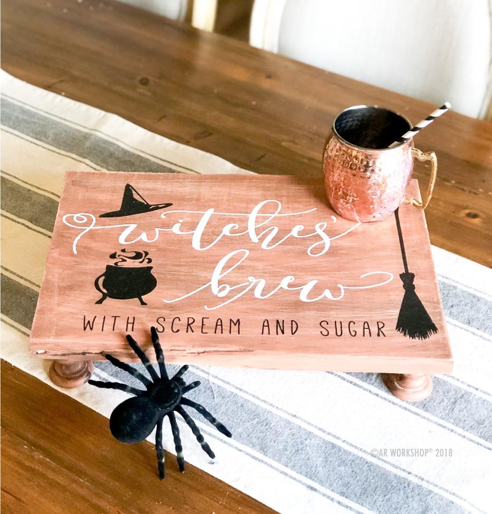 Witches' Brew Scream & Sugar