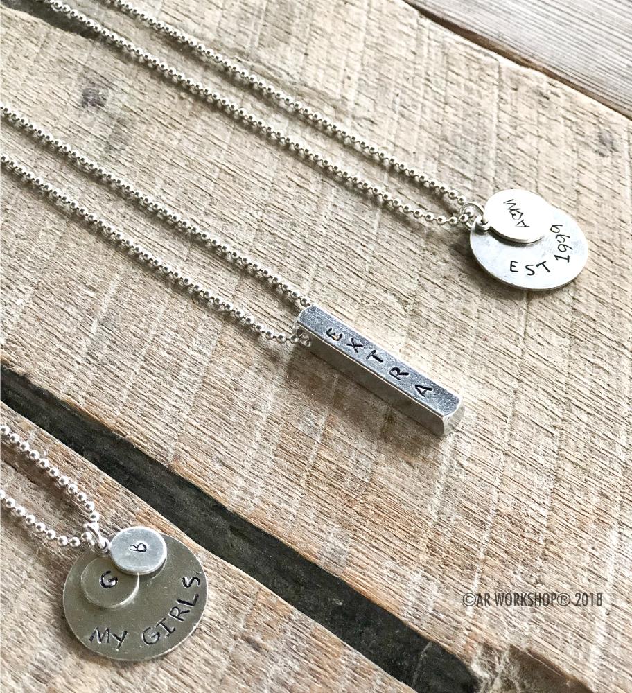 jewelrjewelry stampedy stamped