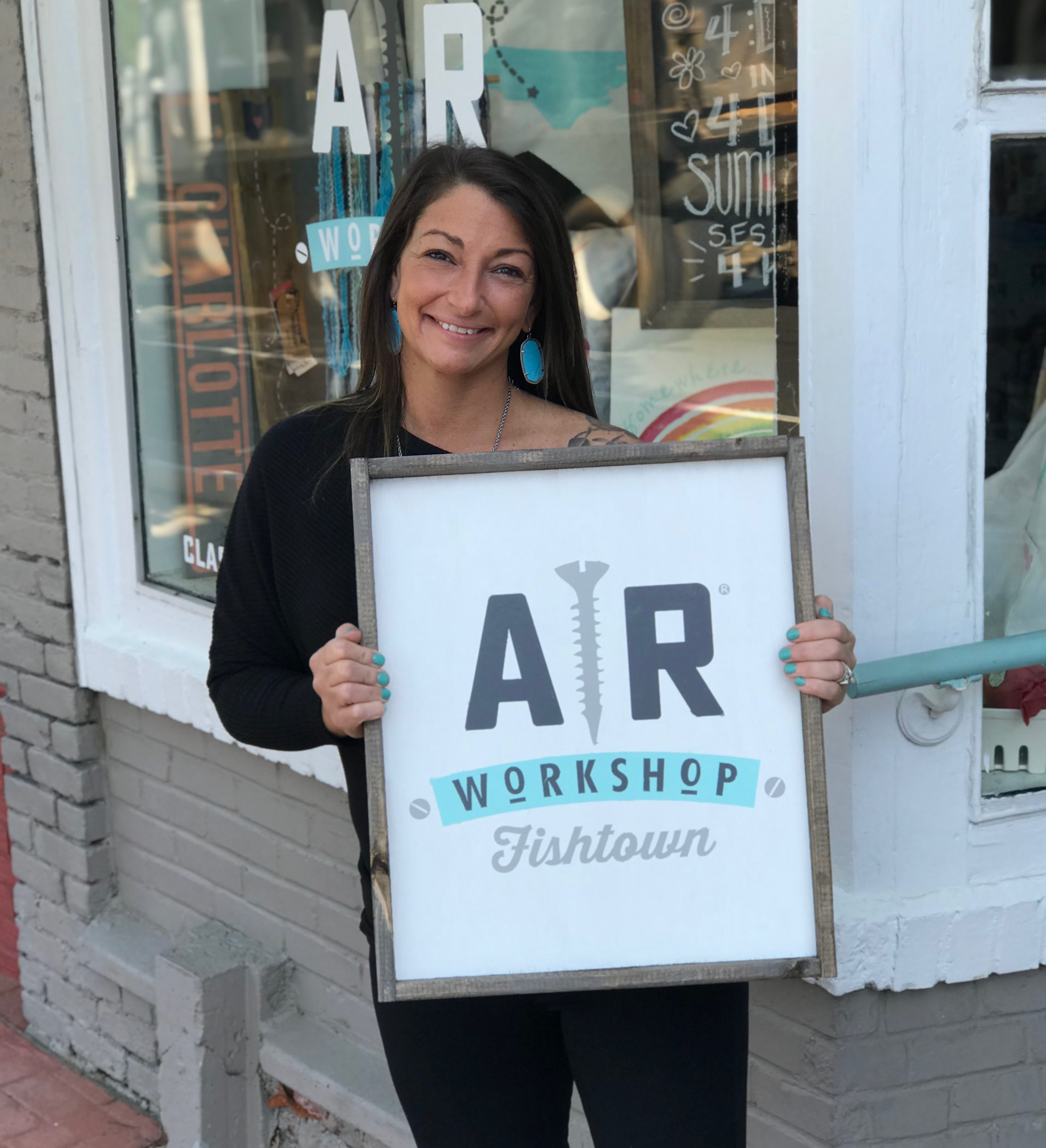 ar workshop fishtown pa danielle