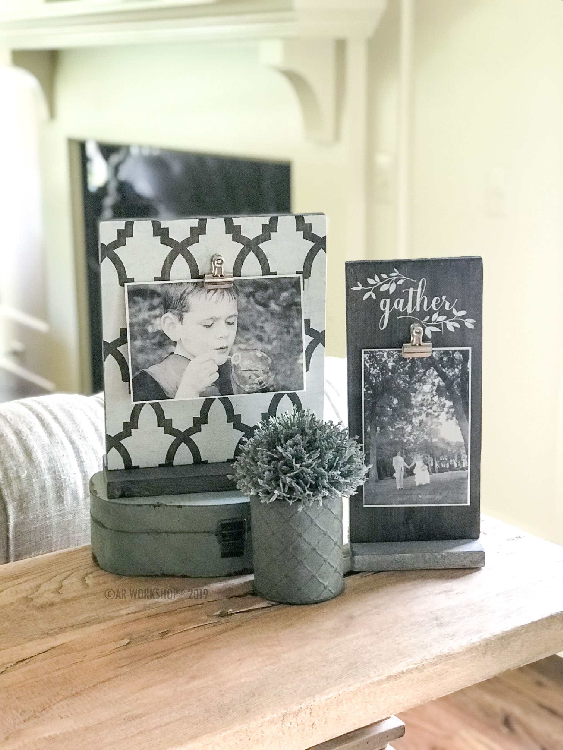 Wood Sign Painting, DIY Home Decor Paint and Sip Workshop