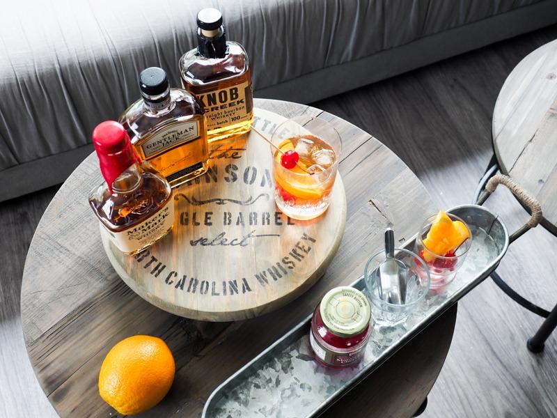 whiskey bar diy tutorial