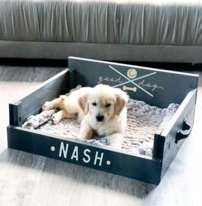good dog pet bed