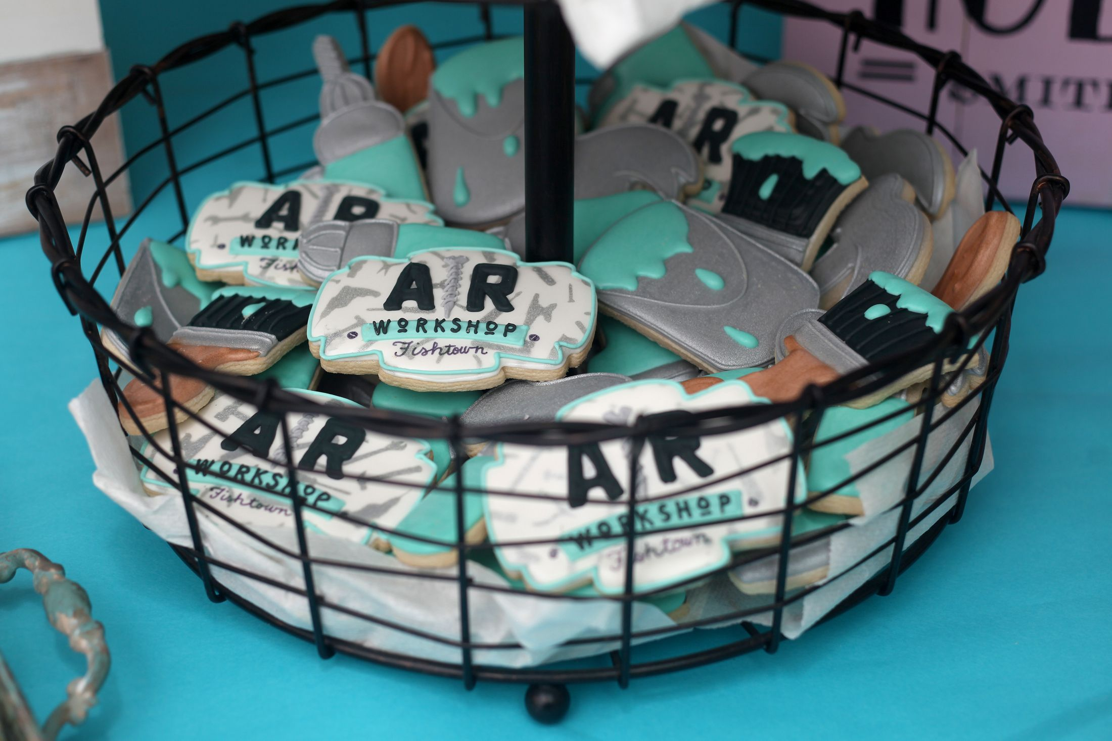 AR Workshop Fishtown
