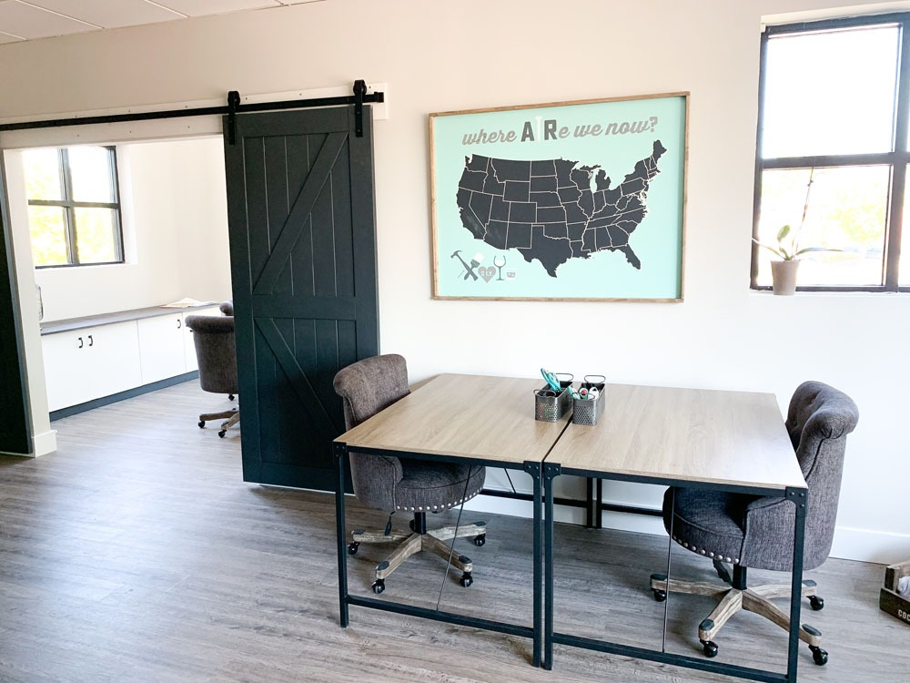 diy office furniture