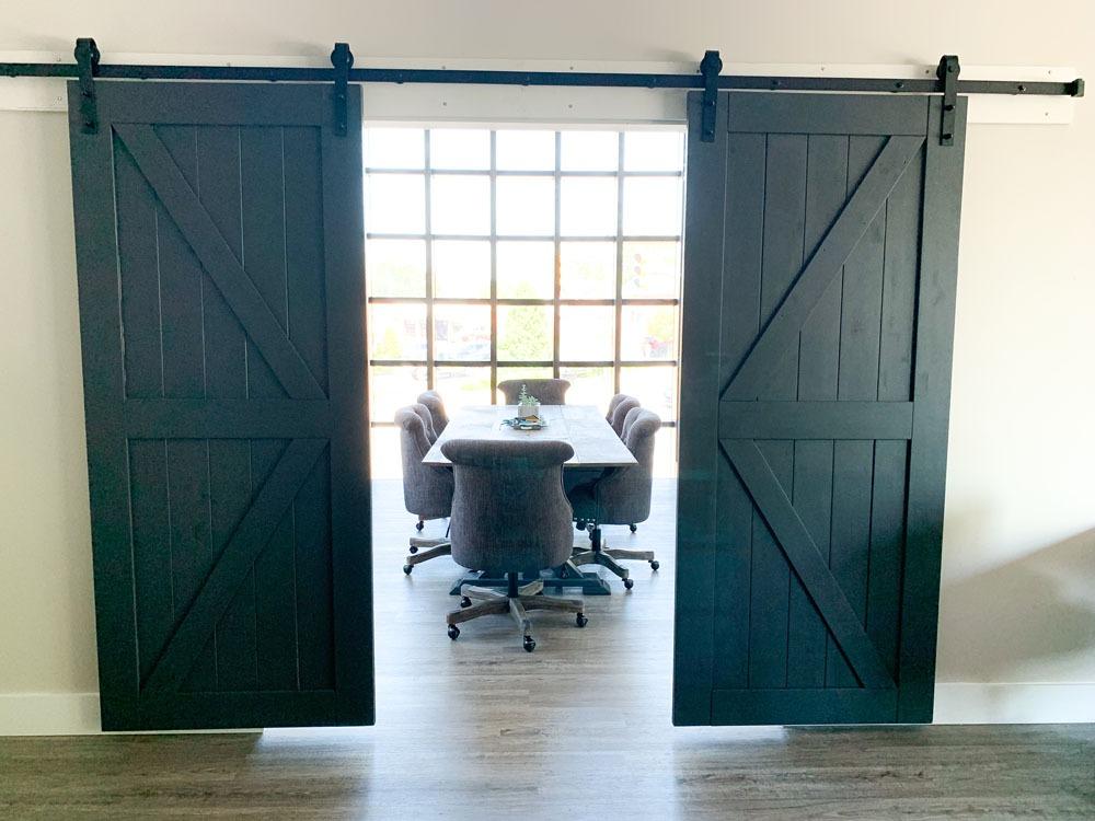 office farmhouse doors