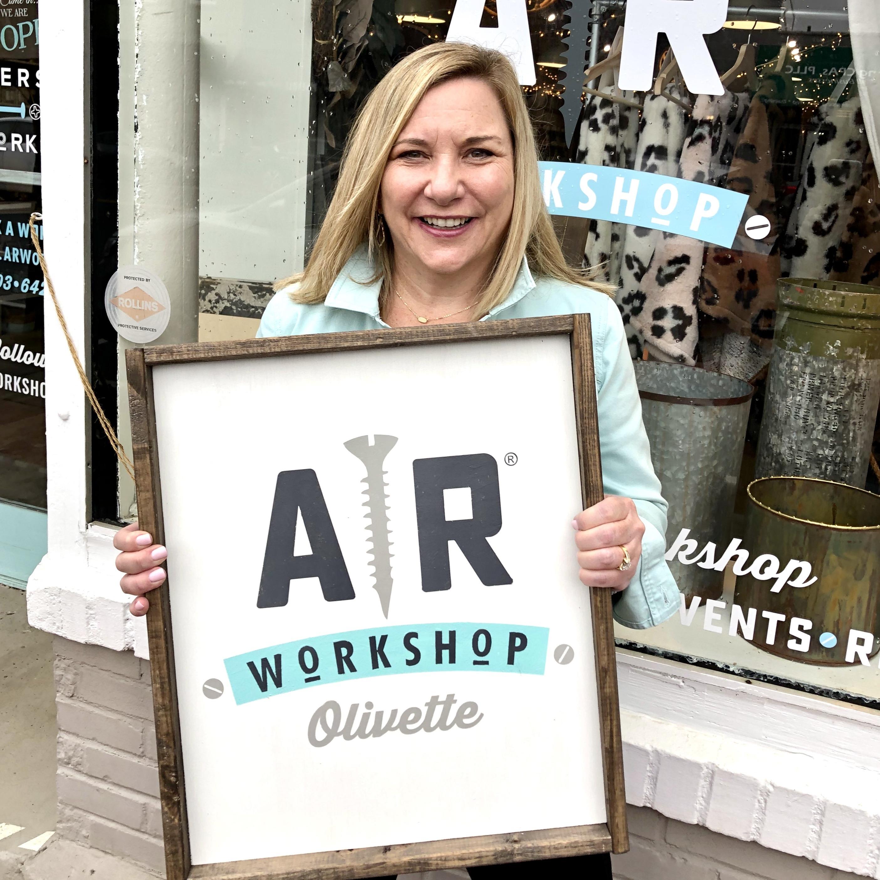 AR Workshop Olivette