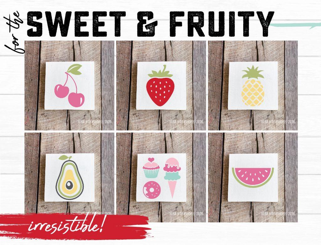 fruity 10x10