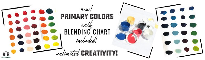 primary color mixing