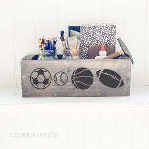 "16"" Kids Centerpiece Box"