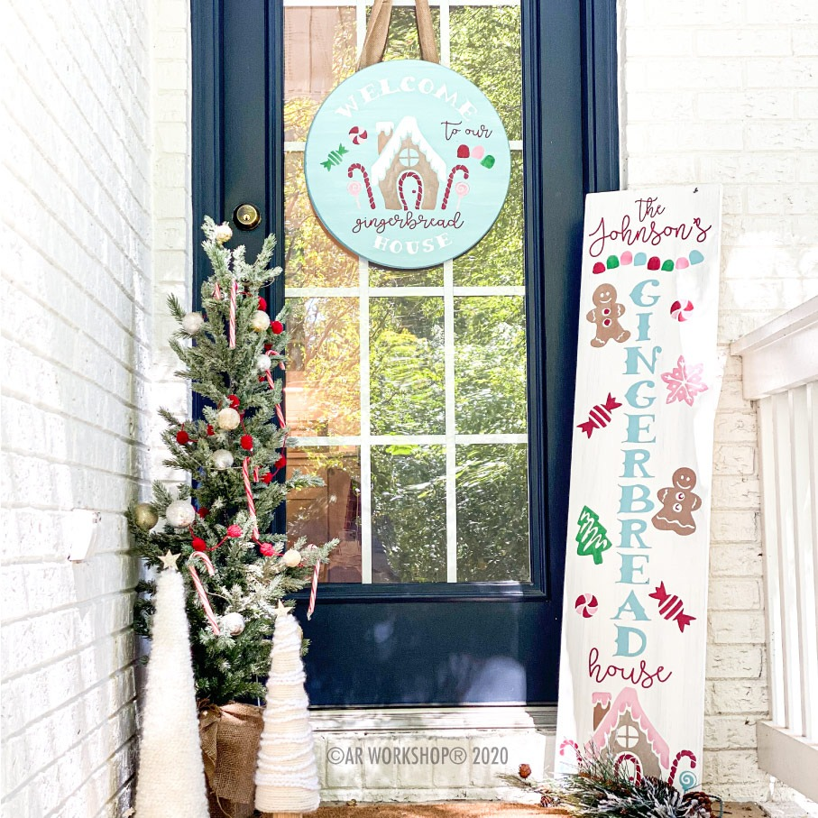 DIY holiday home decor