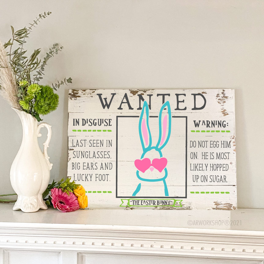 Easter DIY home decor