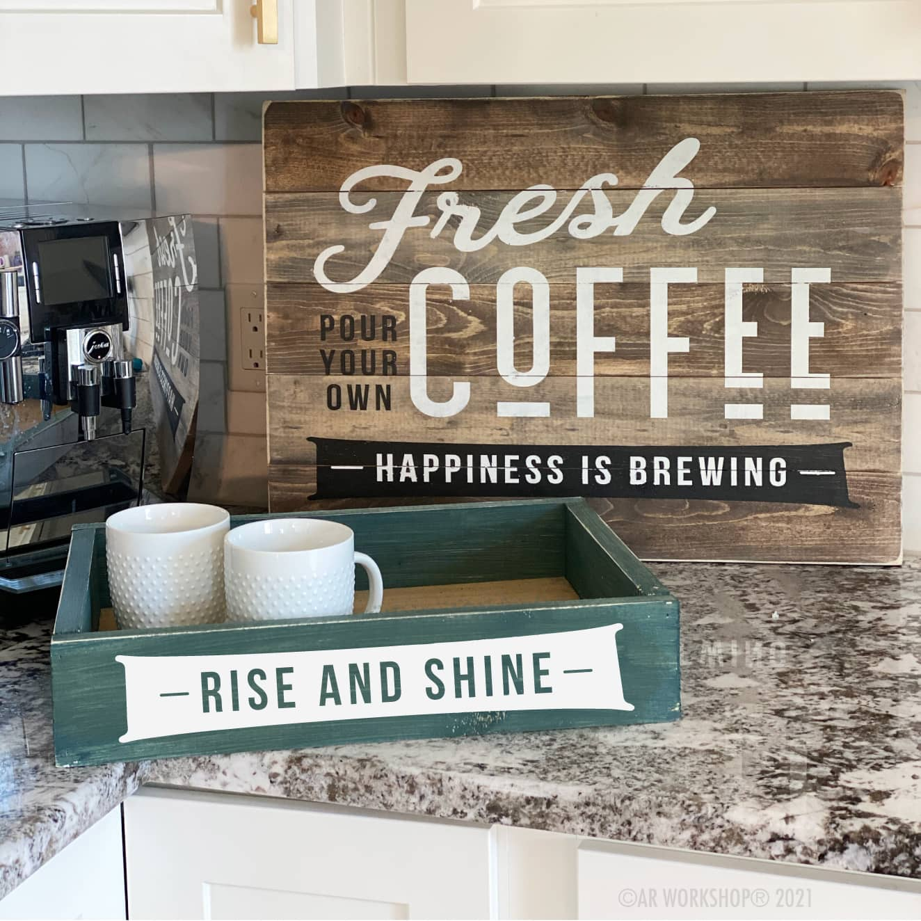 diy modern farmhouse decor