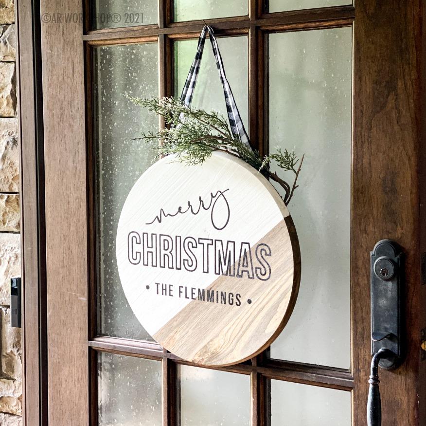 Christmas in July DIY