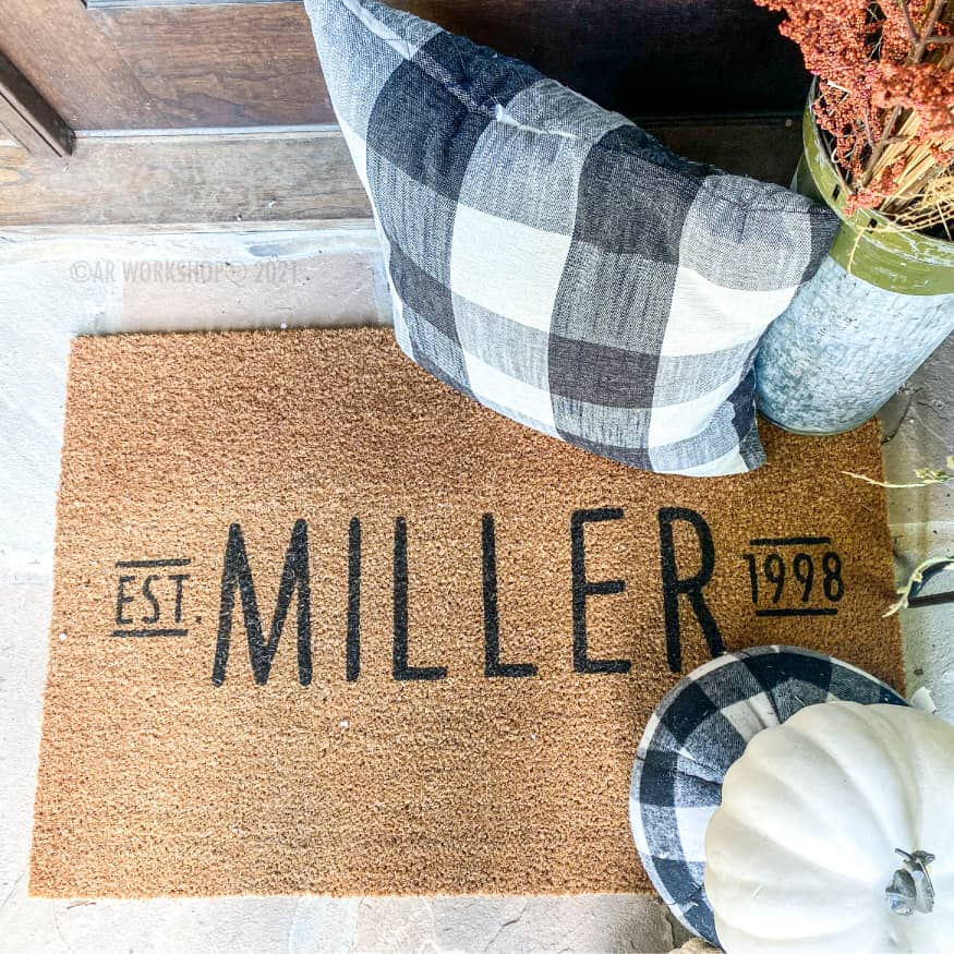 DIY fall home decor