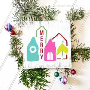 DIY holiday home decor